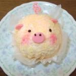 ころとん ケーキ