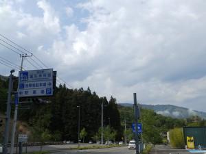 道の駅富弘美術館 駐車場
